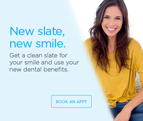 Austell Smiles Dentistry  and Orthodontics - New Year, New Dental Benefits