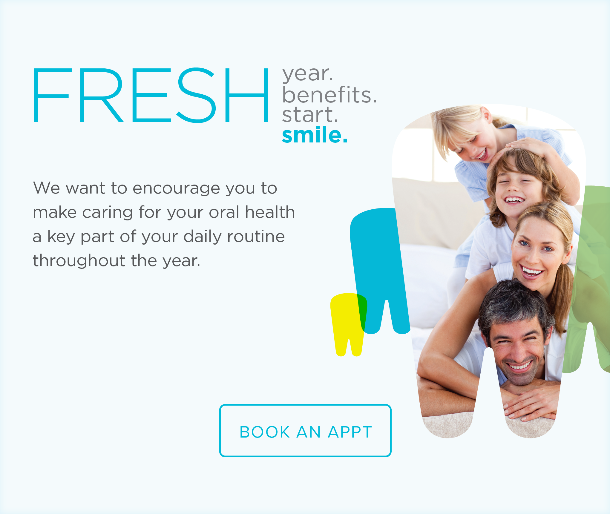 Austell Smiles Dentistry  and Orthodontics - Make the Most of Your Benefits